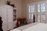 Southern House Plan Master Bedroom Photo 03 - Heritage Manor Southern Home 024S-0001 | House Plans and More