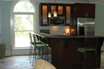 Lowcountry House Plan Kitchen Photo 02 - Burkitt Raised Luxury Home 024S-0022   House Plans and More