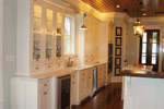 Lowcountry House Plan Kitchen Photo 03 - Burkitt Raised Luxury Home 024S-0022   House Plans and More