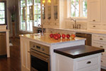 Lowcountry House Plan Kitchen Photo 04 - Burkitt Raised Luxury Home 024S-0022   House Plans and More