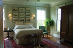 Lowcountry House Plan Master Bedroom Photo 01 - Burkitt Raised Luxury Home 024S-0022   House Plans and More