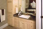 Victorian House Plan Bathroom Photo 01 - Prentiss Manor Colonial Home 024S-0023 | House Plans and More