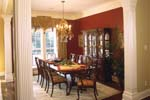 Colonial House Plan Dining Room Photo 01 - Prentiss Manor Colonial Home 024S-0023 | House Plans and More