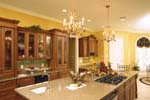 Colonial House Plan Kitchen Photo 02 - Prentiss Manor Colonial Home 024S-0023 | House Plans and More