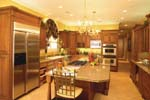 Colonial House Plan Kitchen Photo 03 - Prentiss Manor Colonial Home 024S-0023 | House Plans and More