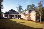 Colonial House Plan Rear Photo 01 - Prentiss Manor Colonial Home 024S-0023 | House Plans and More