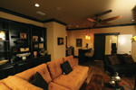Traditional House Plan Basement Photo 01 - Hamilton Creek Green Home 024S-0024 | House Plans and More