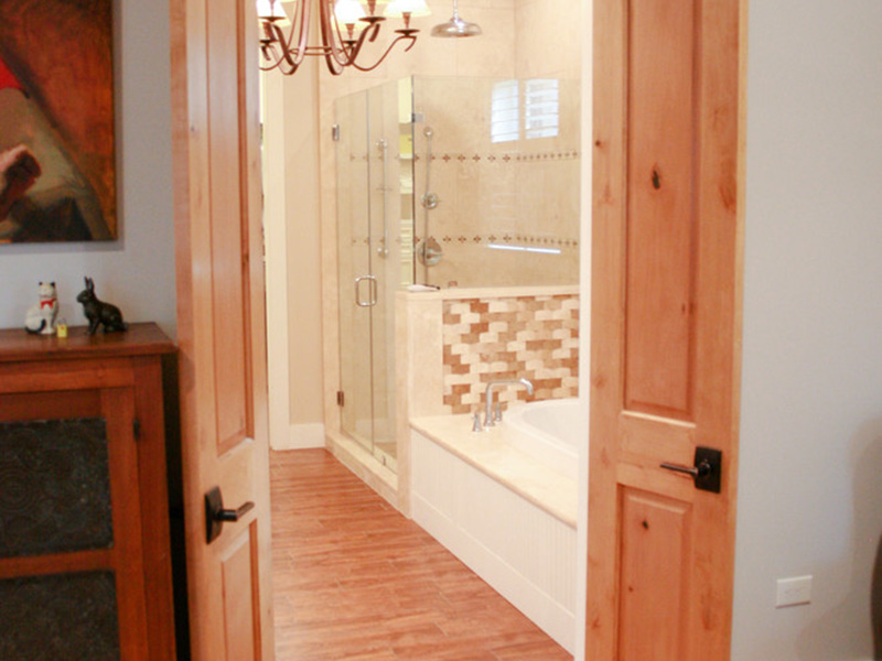 Traditional House Plan Bathroom Photo 02 - Hamilton Creek Green Home 024S-0024 | House Plans and More