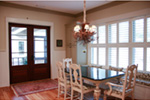 Traditional House Plan Dining Room Photo 01 - Hamilton Creek Green Home 024S-0024 | House Plans and More