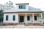 Traditional House Plan Front Photo 06 - Hamilton Creek Green Home 024S-0024 | House Plans and More