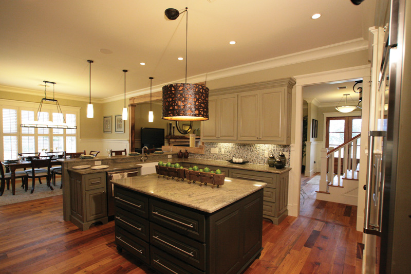 Traditional House Plan Kitchen Photo 01 - Hamilton Creek Green Home 024S-0024 | House Plans and More