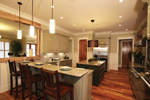 Traditional House Plan Kitchen Photo 02 - Hamilton Creek Green Home 024S-0024 | House Plans and More