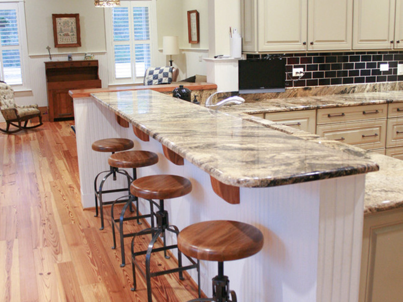 Traditional House Plan Kitchen Photo 03 - Hamilton Creek Green Home 024S-0024 | House Plans and More