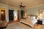 Traditional House Plan Master Bedroom Photo 02 - Hamilton Creek Green Home 024S-0024 | House Plans and More