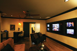 Traditional House Plan Media Room Photo 01 - Hamilton Creek Green Home 024S-0024 | House Plans and More