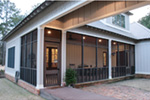 Traditional House Plan Screened Porch Photo 01 - Hamilton Creek Green Home 024S-0024 | House Plans and More