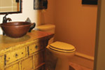 Arts & Crafts House Plan Bathroom Photo 06 - Briley Southern Craftsman Home 024S-0025 | House Plans and More