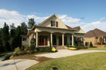 Arts & Crafts House Plan Front Photo 11 - Briley Southern Craftsman Home 024S-0025 | House Plans and More