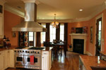 Arts & Crafts House Plan Kitchen Photo 01 - Briley Southern Craftsman Home 024S-0025 | House Plans and More