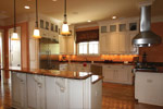 Arts & Crafts House Plan Kitchen Photo 13 - Briley Southern Craftsman Home 024S-0025 | House Plans and More