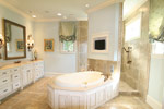 Arts & Crafts House Plan Master Bathroom Photo 10 - Briley Southern Craftsman Home 024S-0025 | House Plans and More