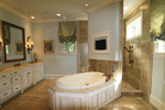 Arts & Crafts House Plan Master Bathroom Photo 11 - Briley Southern Craftsman Home 024S-0025 | House Plans and More
