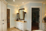 Arts & Crafts House Plan Master Bathroom Photo 04 - Briley Southern Craftsman Home 024S-0025 | House Plans and More