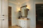Arts & Crafts House Plan Master Bathroom Photo 05 - Briley Southern Craftsman Home 024S-0025 | House Plans and More