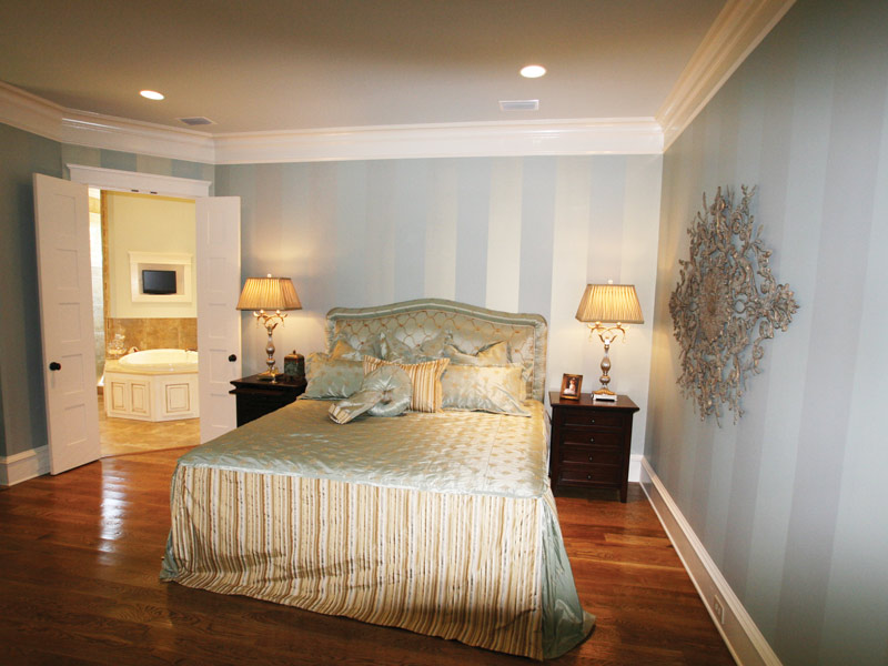 Arts & Crafts House Plan Master Bedroom Photo 01 - Briley Southern Craftsman Home 024S-0025 | House Plans and More