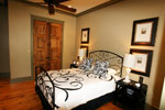 Luxury House Plan Bedroom Photo 01 - Dickerson Creek Rustic Home 024S-0026 | House Plans and More