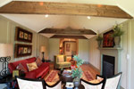 Luxury House Plan Den Photo - Dickerson Creek Rustic Home 024S-0026 | House Plans and More