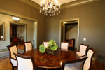 Luxury House Plan Dining Room Photo 01 - Dickerson Creek Rustic Home 024S-0026 | House Plans and More