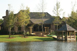 Luxury House Plan Rear Photo 01 - Dickerson Creek Rustic Home 024S-0026 | House Plans and More