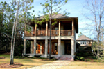 Southern House Plan Front of House 024S-0027