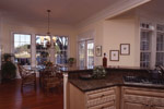 Colonial House Plan Kitchen Photo 01 - Highcroft Manor Luxury Home 024S-0037 | House Plans and More