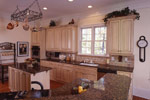 Colonial House Plan Kitchen Photo 04 - Highcroft Manor Luxury Home 024S-0037 | House Plans and More