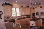 Colonial House Plan Kitchen Photo 06 - Highcroft Manor Luxury Home 024S-0037 | House Plans and More