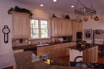 Colonial House Plan Kitchen Photo 07 - Highcroft Manor Luxury Home 024S-0037 | House Plans and More