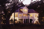 Colonial House Plan Rear Photo 03 - Highcroft Manor Luxury Home 024S-0037 | House Plans and More