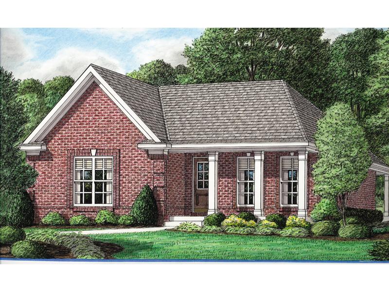 Dorothy Ranch Home Plan 025d 0066