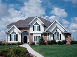 Traditional House Plans Front of House 026D-0169