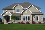 Bungalow House Plan Front of Home - Warden Neoclassical Home 026D-1870 | House Plans and More