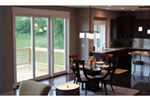 Traditional House Plan Dining Room Photo 02 - Mosley Forest Traditional Home 026D-1872 | House Plans and More