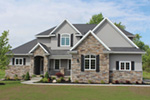 Traditional House Plan Front Photo 02 - Mosley Forest Traditional Home 026D-1872 | House Plans and More