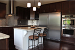 Traditional House Plan Kitchen Photo 01 - Mosley Forest Traditional Home 026D-1872 | House Plans and More