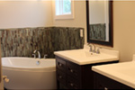 Traditional House Plan Master Bathroom Photo 04 - Mosley Forest Traditional Home 026D-1872 | House Plans and More