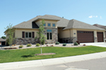 Ranch House Plan Front of Home - Jessica Creek Prairie Home 026D-1894 | House Plans and More