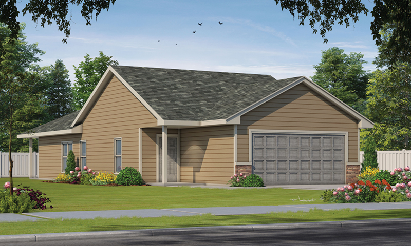 Craftsman House Plan Front of Home - 026D-2038 | House Plans and More