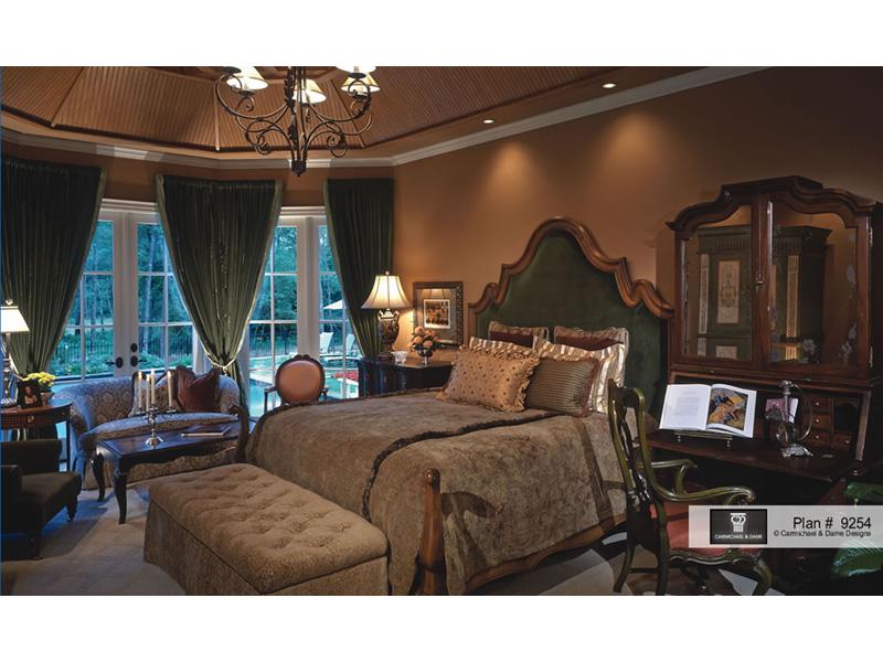Monardo Tudor Style Home Plan 026s 0018 House Plans And More