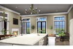 Craftsman House Plan Kitchen Photo 03 - 028D-0104 | House Plans and More